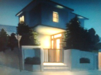 anime haruhi melancholy suzumiya kyon background club hd roof smile cottage