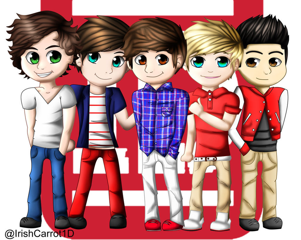One direction caricature voltagebd Images