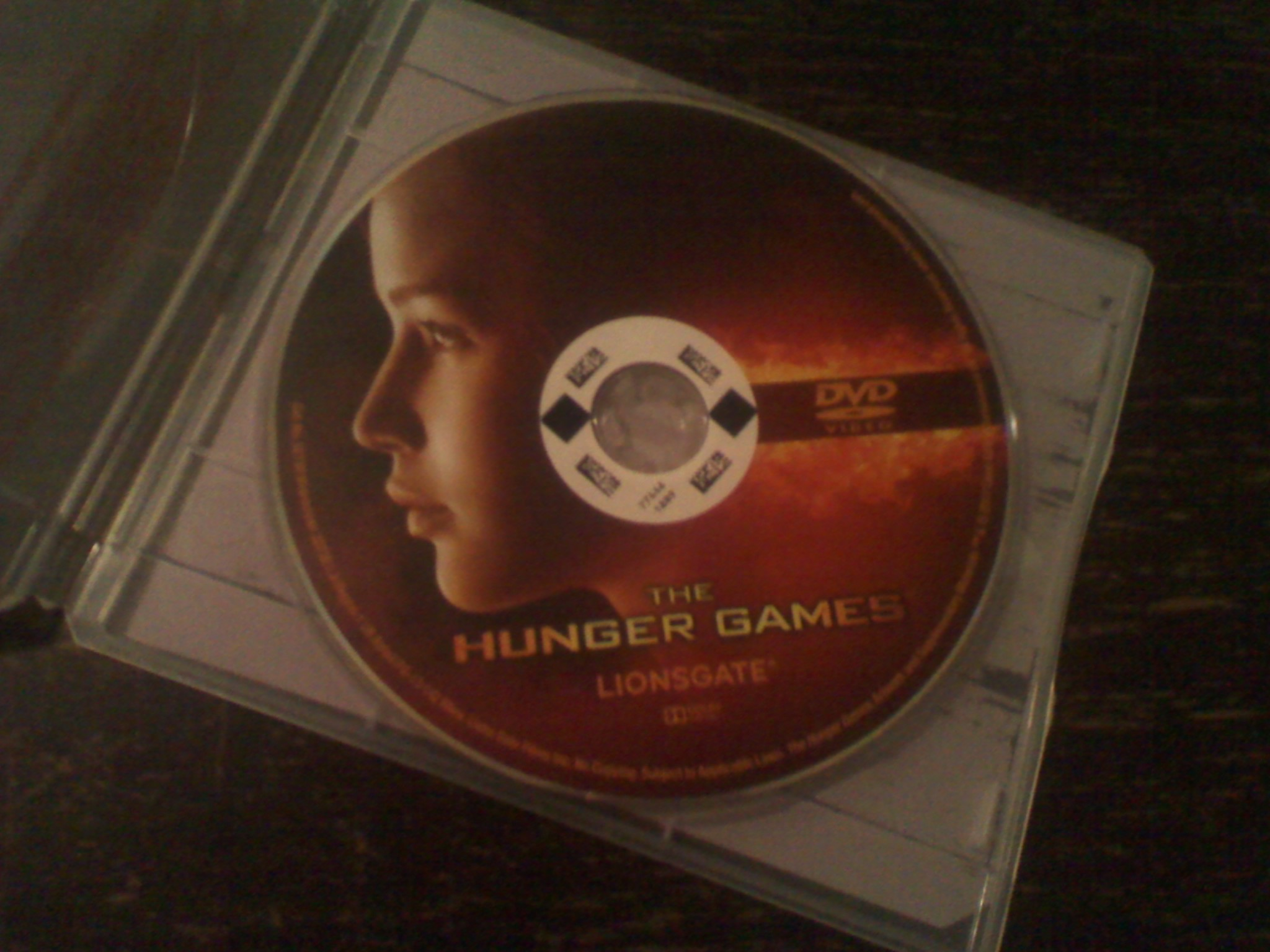 Hunger Games C D