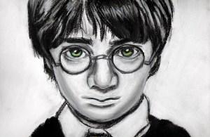 potter harry drawing jenny jenkins quotes easy fanpop background head fanart boy friday fan