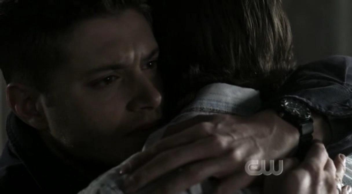 Which Dean & Sam hug ? - Supernatural - fanpop