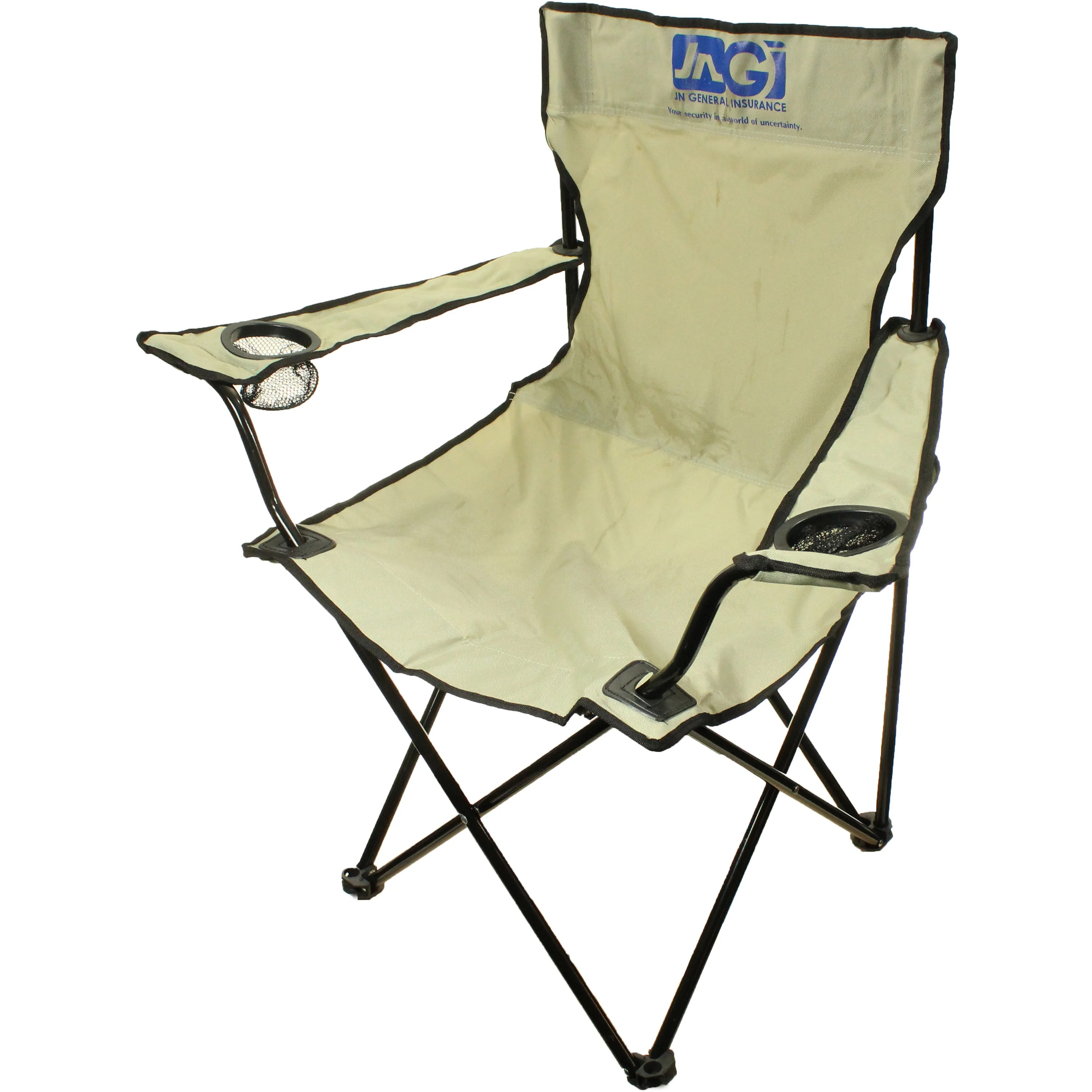 folding chair quality plastic covers in india with carrying bag trade show giveaways