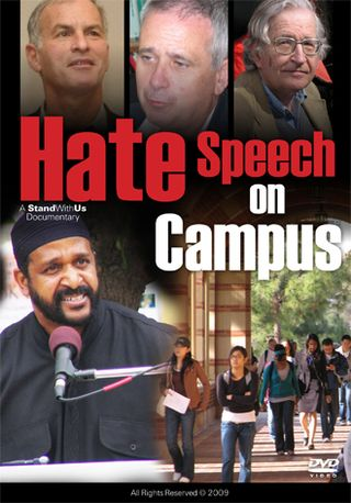 The real hate speech is coming from Muslims and their supporters