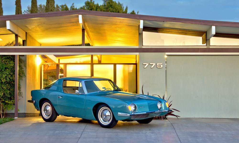 medium resolution of 1963 studebaker avanti two seat coupe with oc eichler