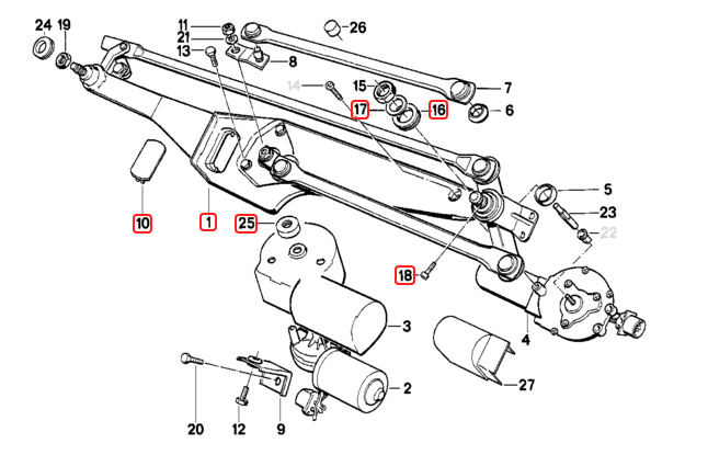 DIY: E34 Wiper Assembly Replacement (w/ Blower Motor Removal)