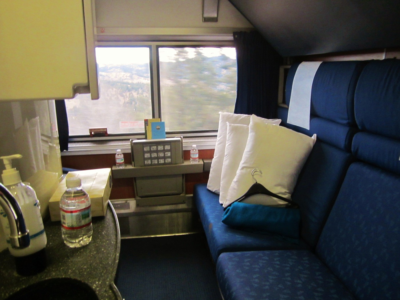 Amtrak Superliner Roomette Numbers