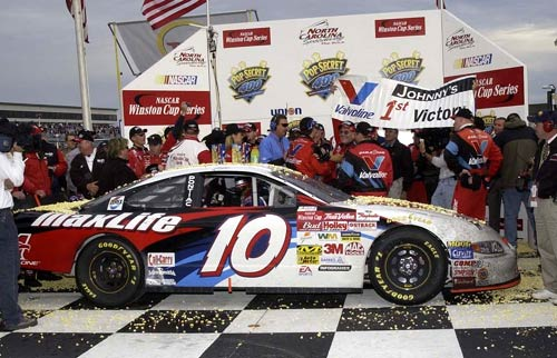 Image result for johnny benson rockingham win