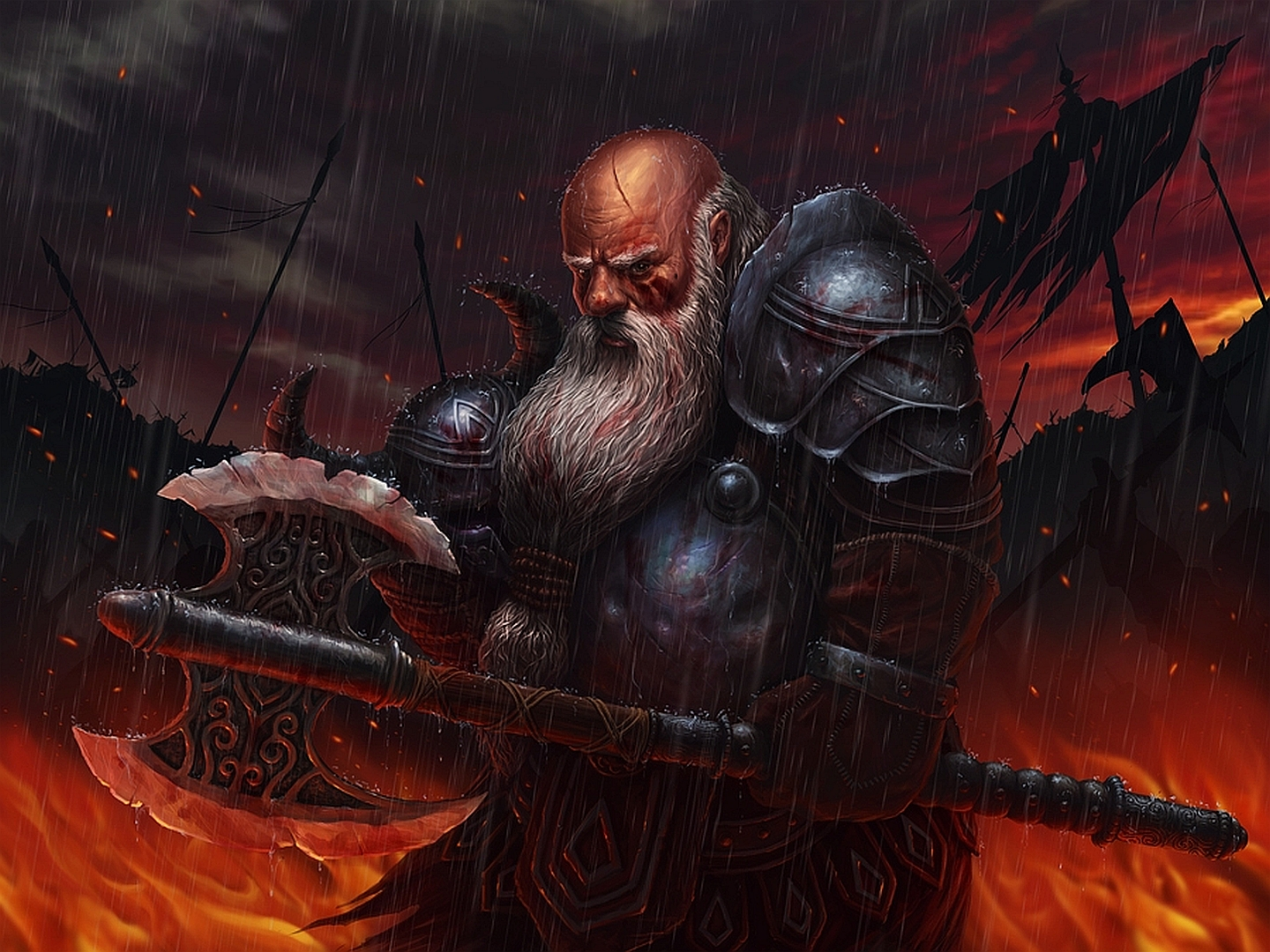 Dwarf Wallpaper and Background Image  1440x1080  ID326237