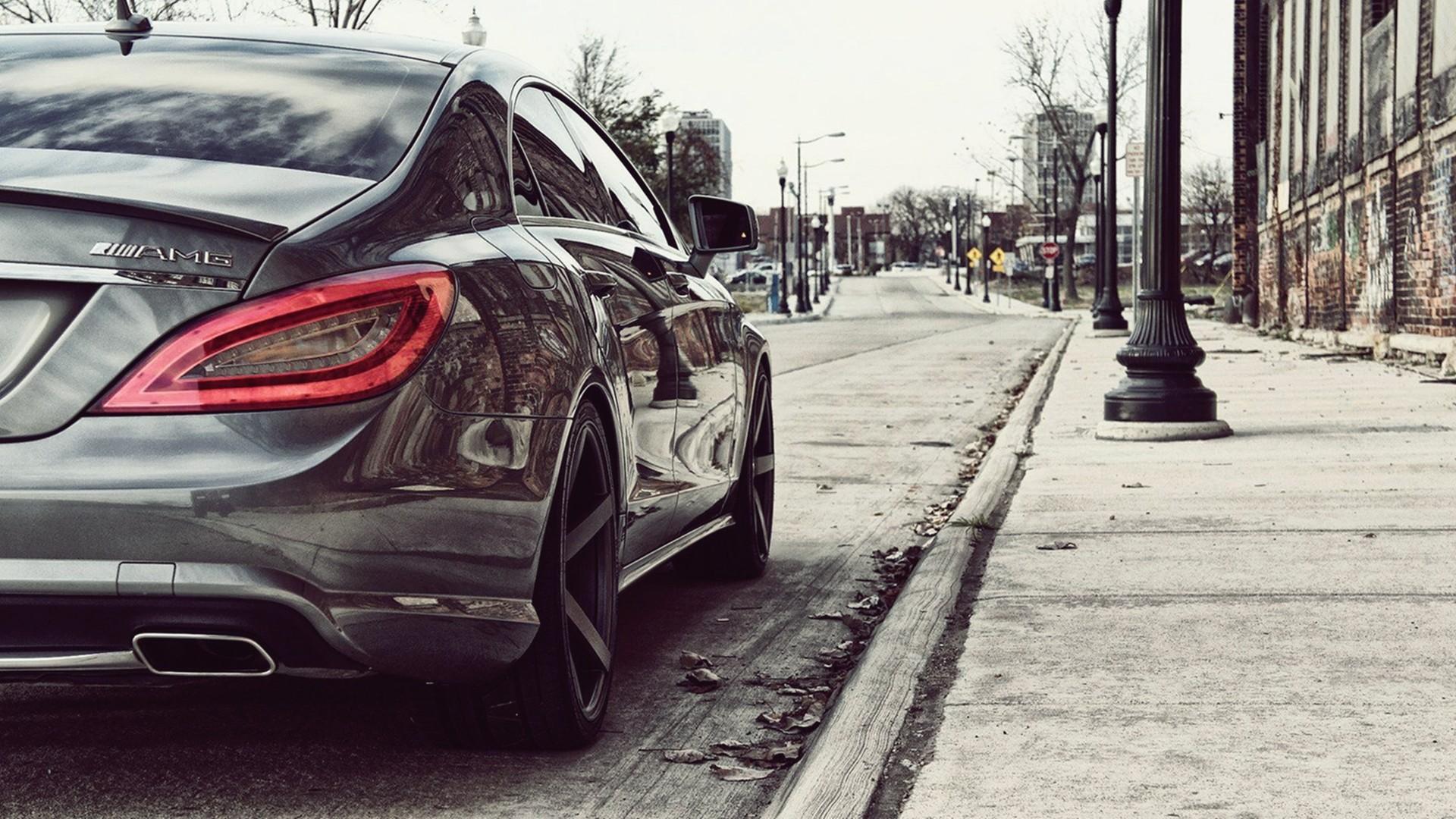 5 Mercedes Benz CLS63 HD Wallpapers Hintergrnde