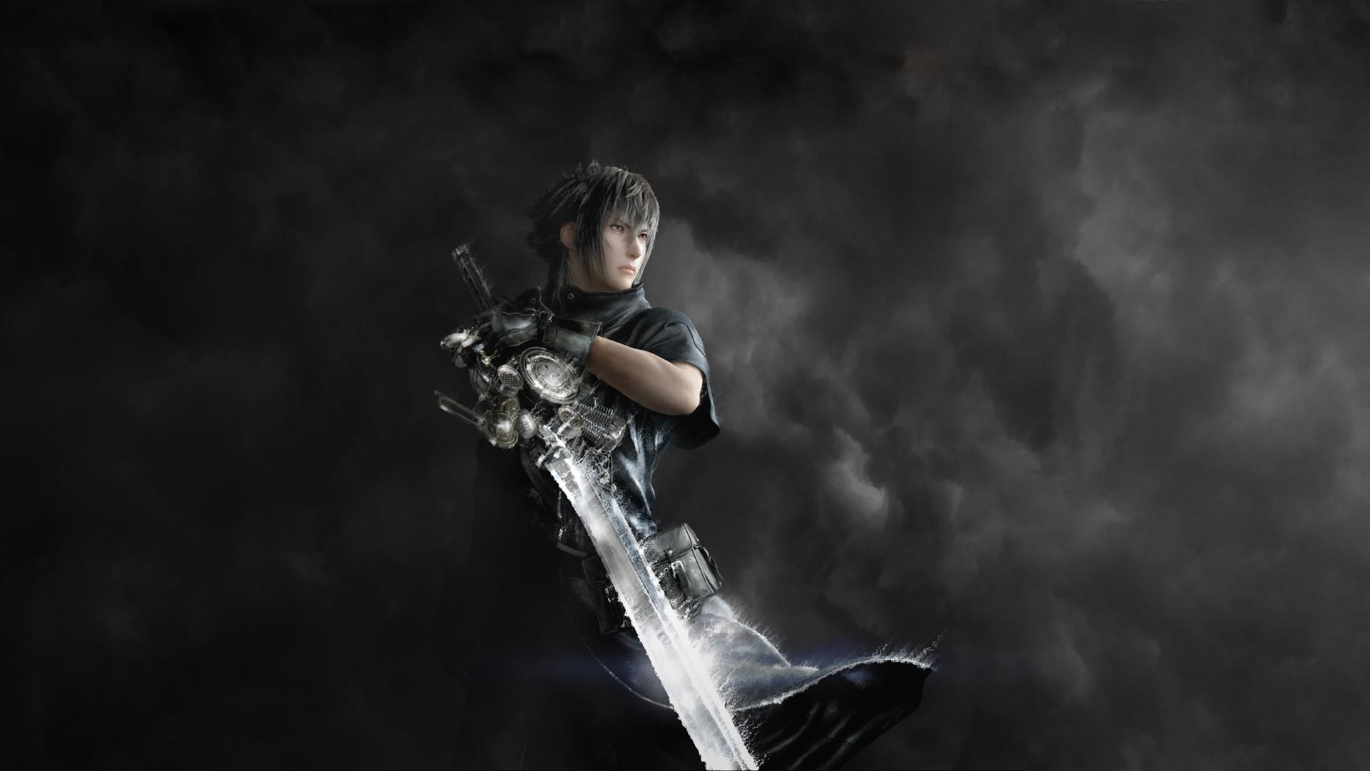 Final Fantasy Xv Wallpaper Iphone X Final Fantasy Versus Xiii Full Hd Fond D 233 Cran And Arri 232 Re