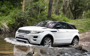 41 Range Rover Evoque Hd Wallpapers Background Images Wallpaper