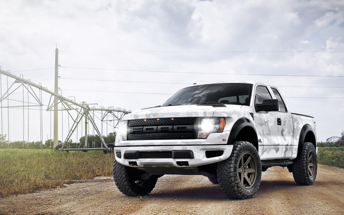 ford raptor full hd wallpaper and background | 1920x1200 | id:355388