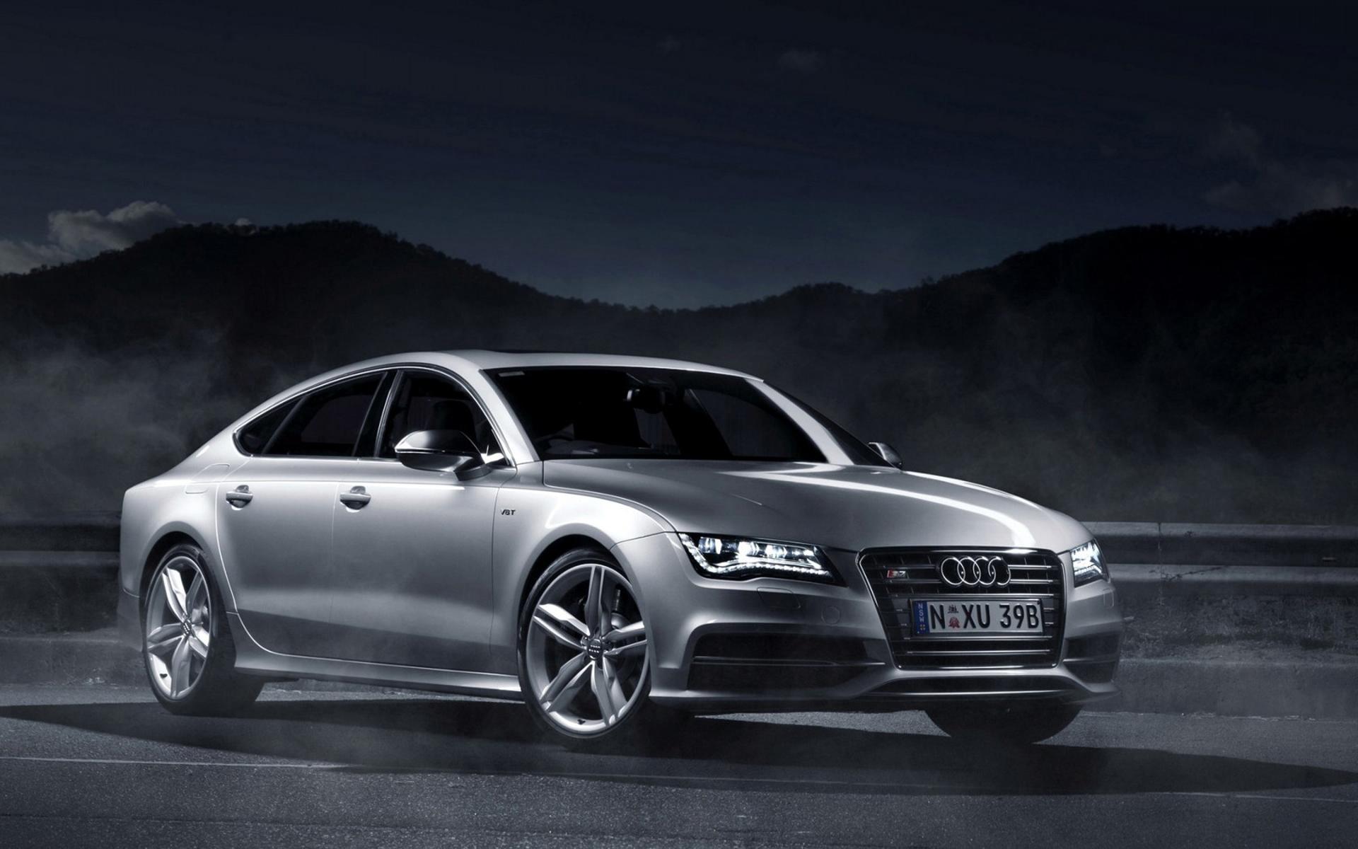3 Audi S7 HD Wallpapers Hintergrnde Wallpaper Abyss