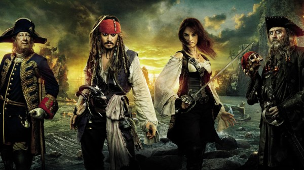 Pirates Of Caribbean Stranger Tides Hd Wallpaper Background 1920x1080 Id