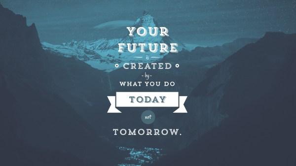 Inspirational & Motivational Minimal Desktop Wallpaper
