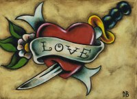 love tattoo Wallpaper and Background Image