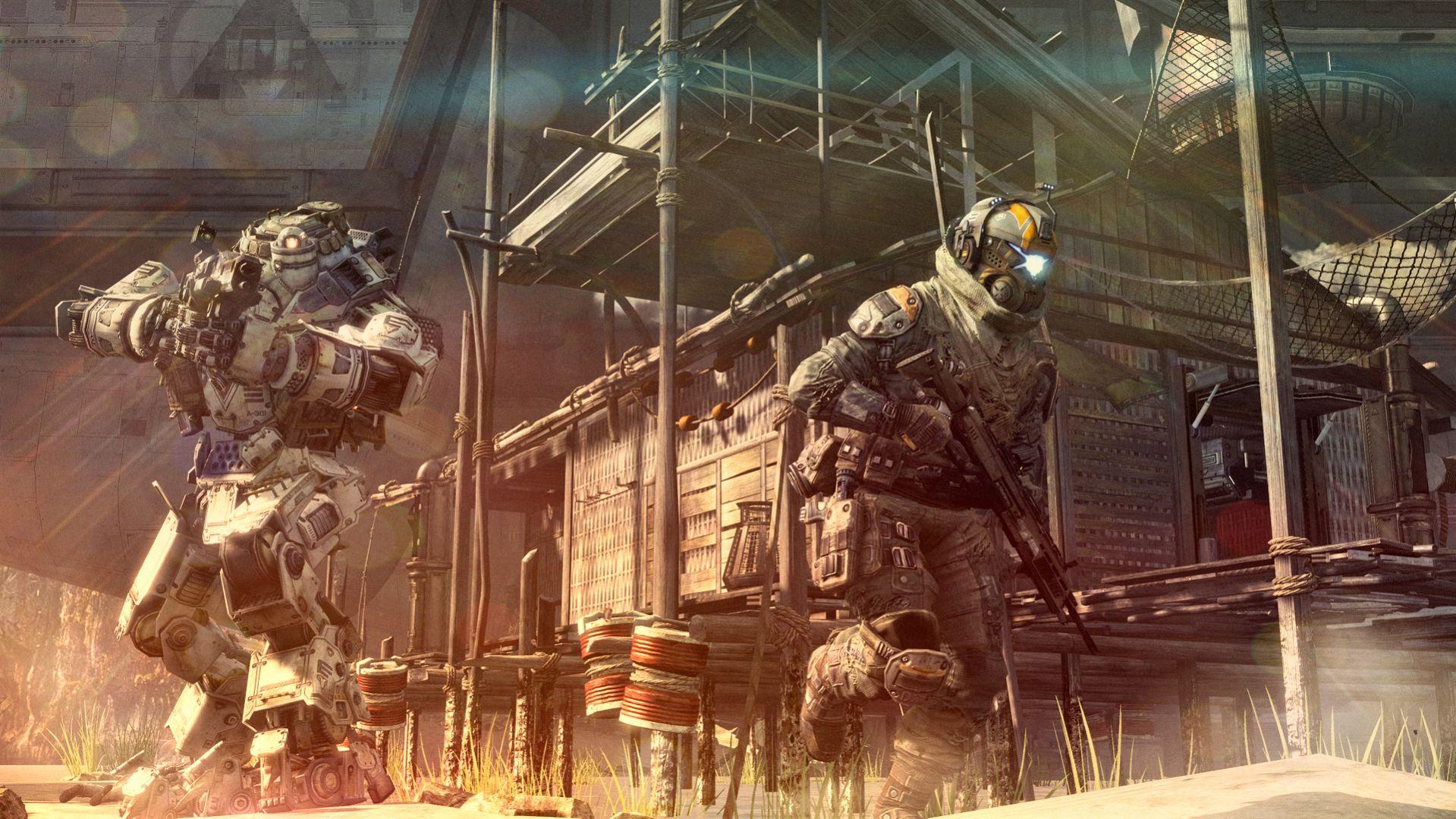 Video Game - Titanfall Wallpaper