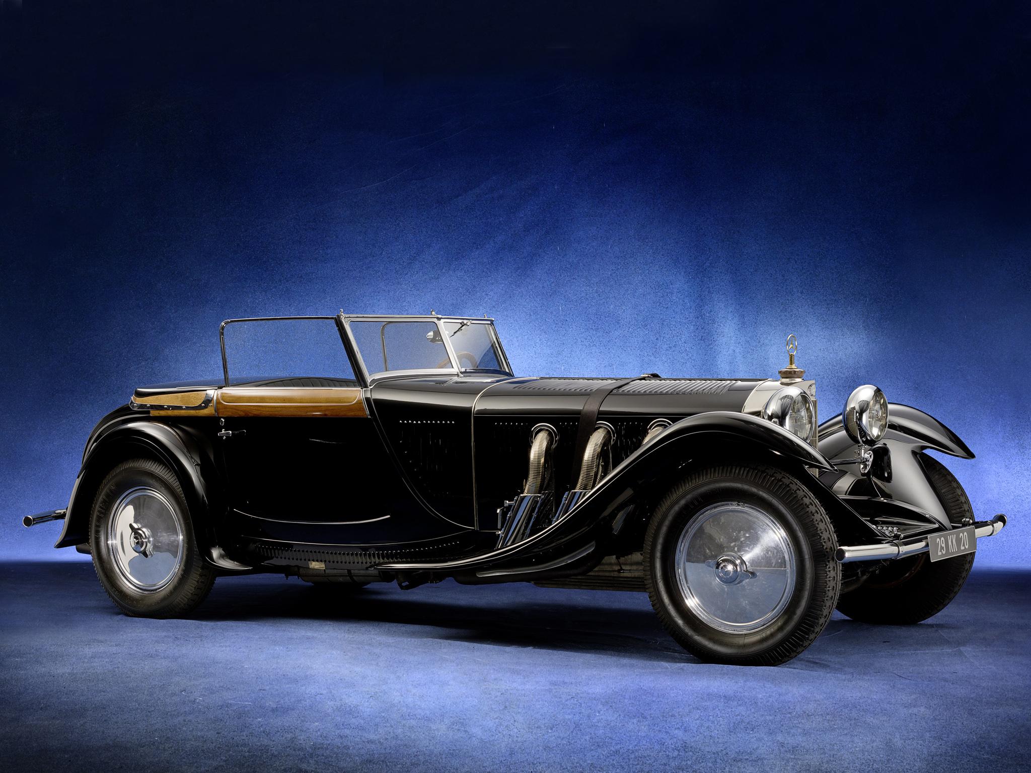 3840x1080 Wallpaper Classic Car 1928 Mercedes Benz 680s Torpedo Roadster Full Hd Wallpaper