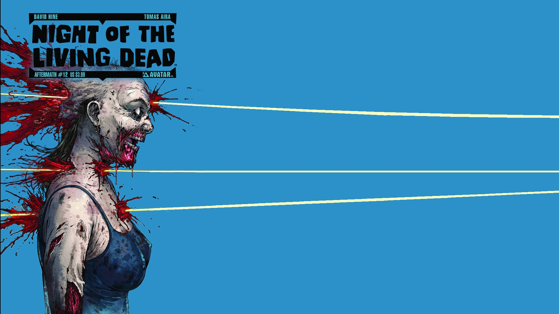 33 Night Of The Living Dead HD Wallpapers Background