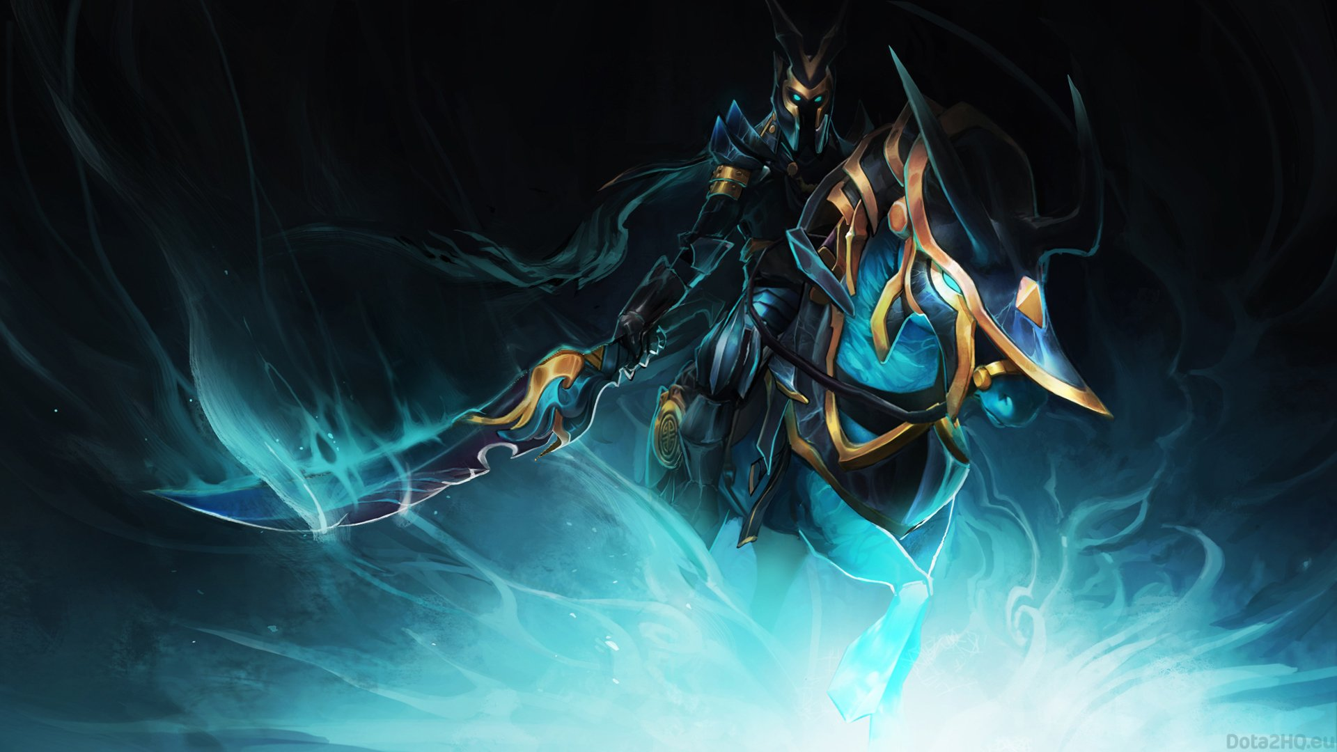2 Abaddon (DotA 2) HD Wallpapers | Background Images - Wallpaper Abyss