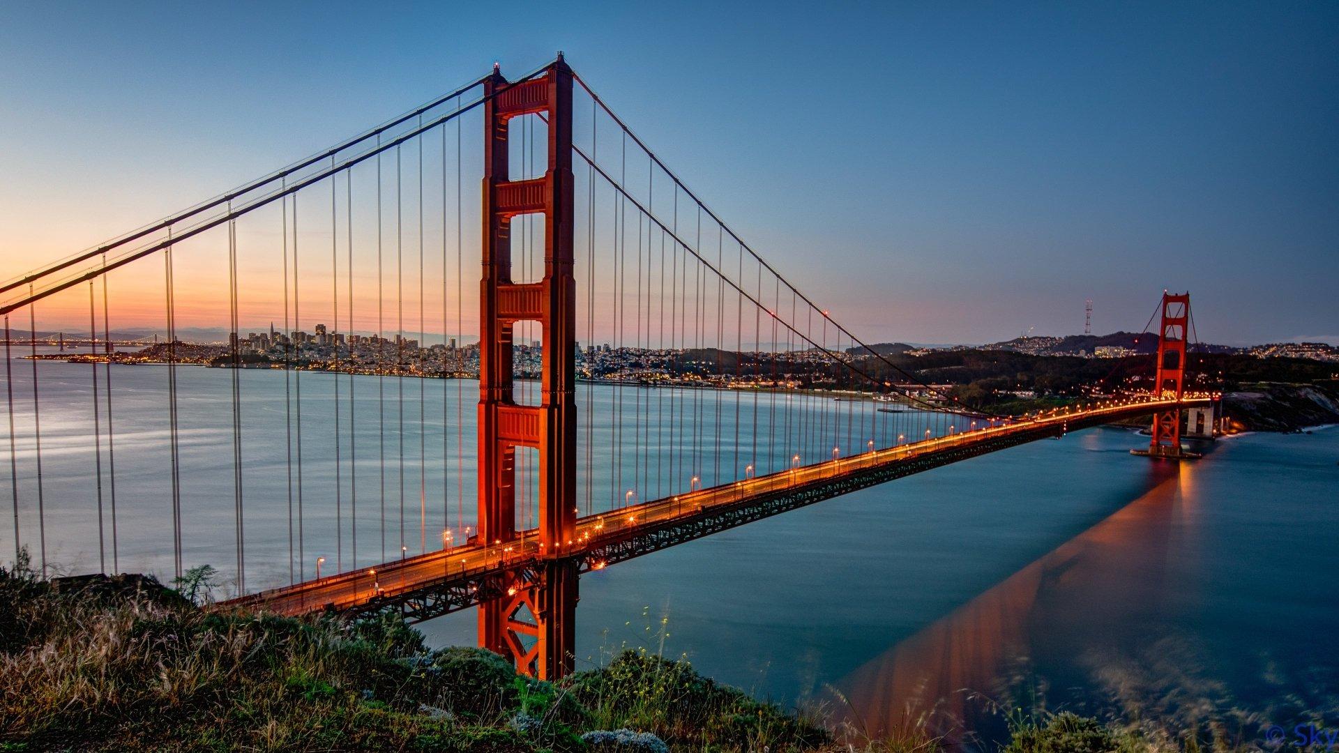 Golden Gate 4k Ultra HD Wallpaper  Sfondi  3840x2160  ID549228  Wallpaper Abyss