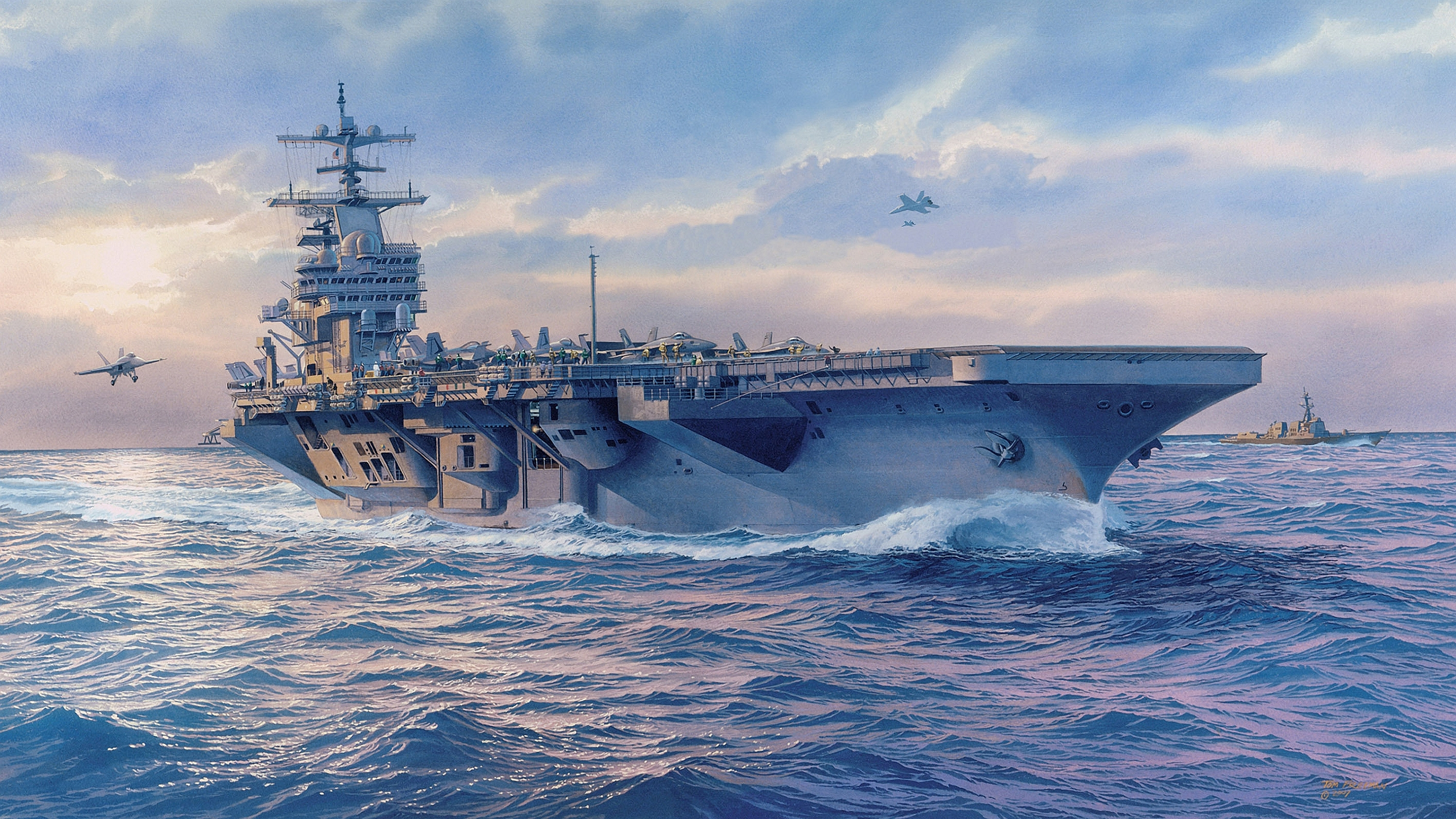 310 aircraft carrier hd wallpapers | background images