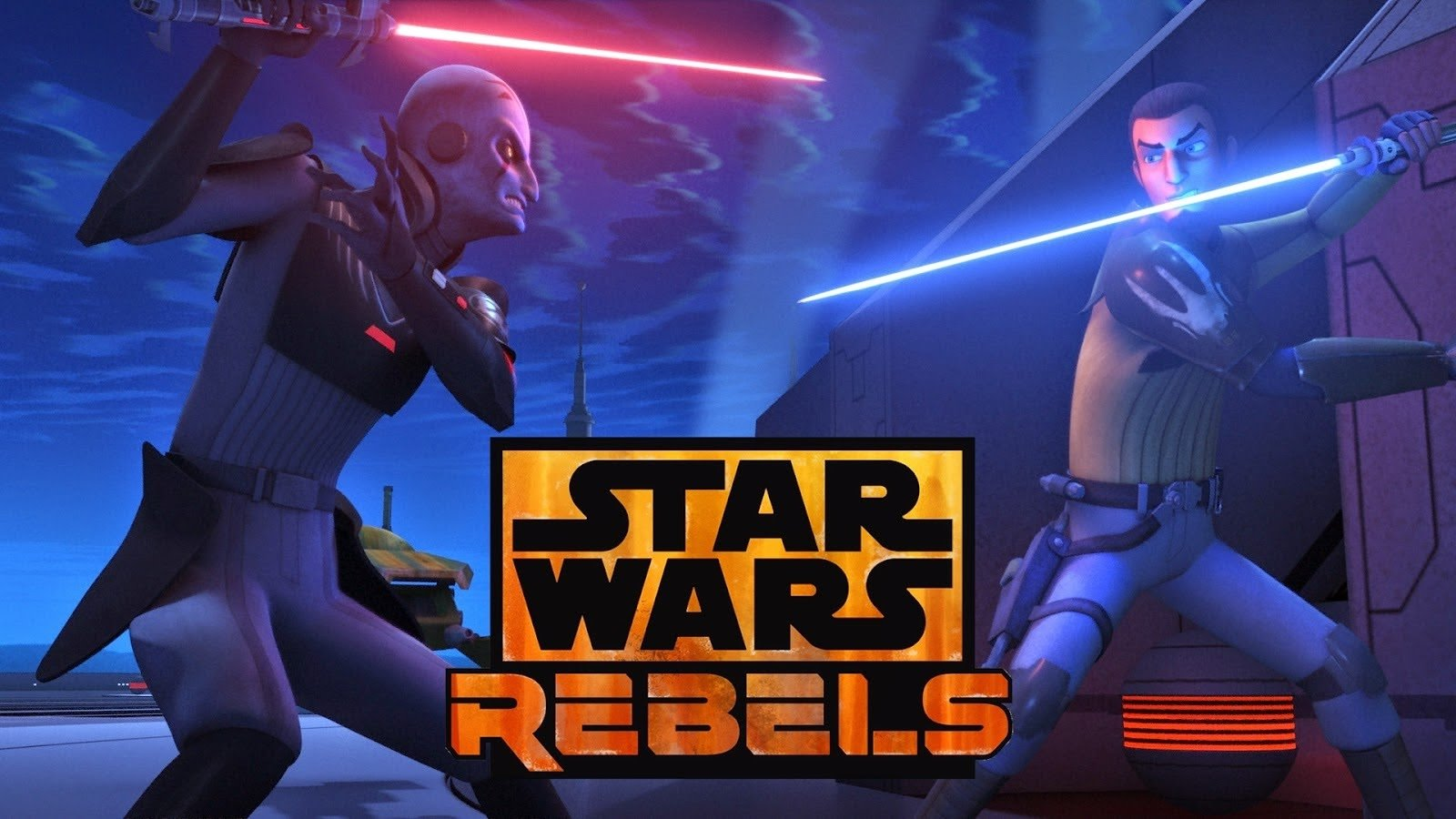 Star Wars Rebels Wallpaper And Background 1600x900 ID