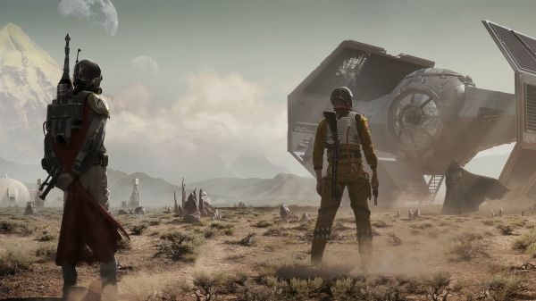 Star Wars Hd Wallpaper Background 1920x1080 Id