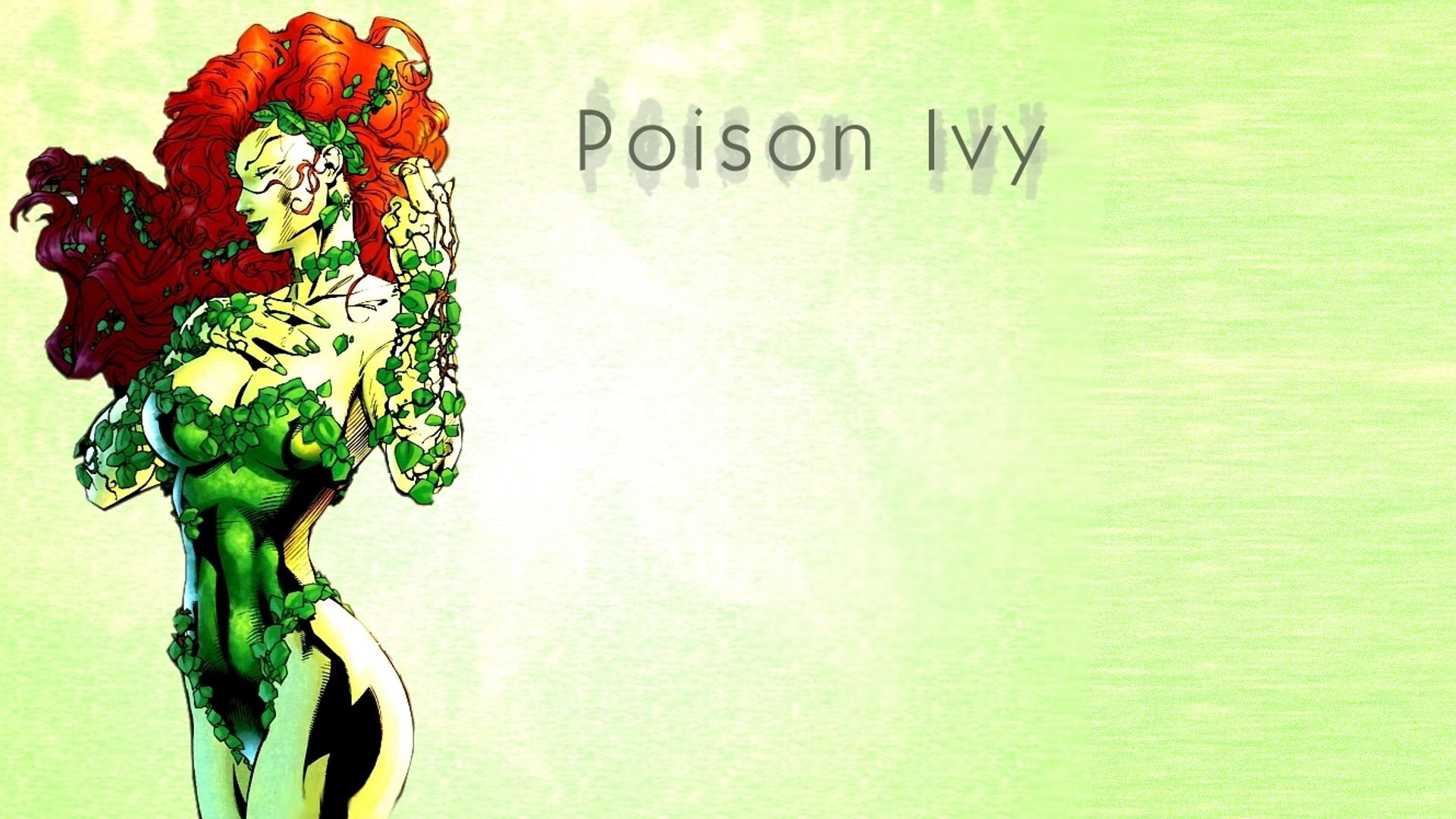 Harley Quinn Wallpaper Iphone X Poison Ivy Hd Wallpaper Background Image 1920x1080