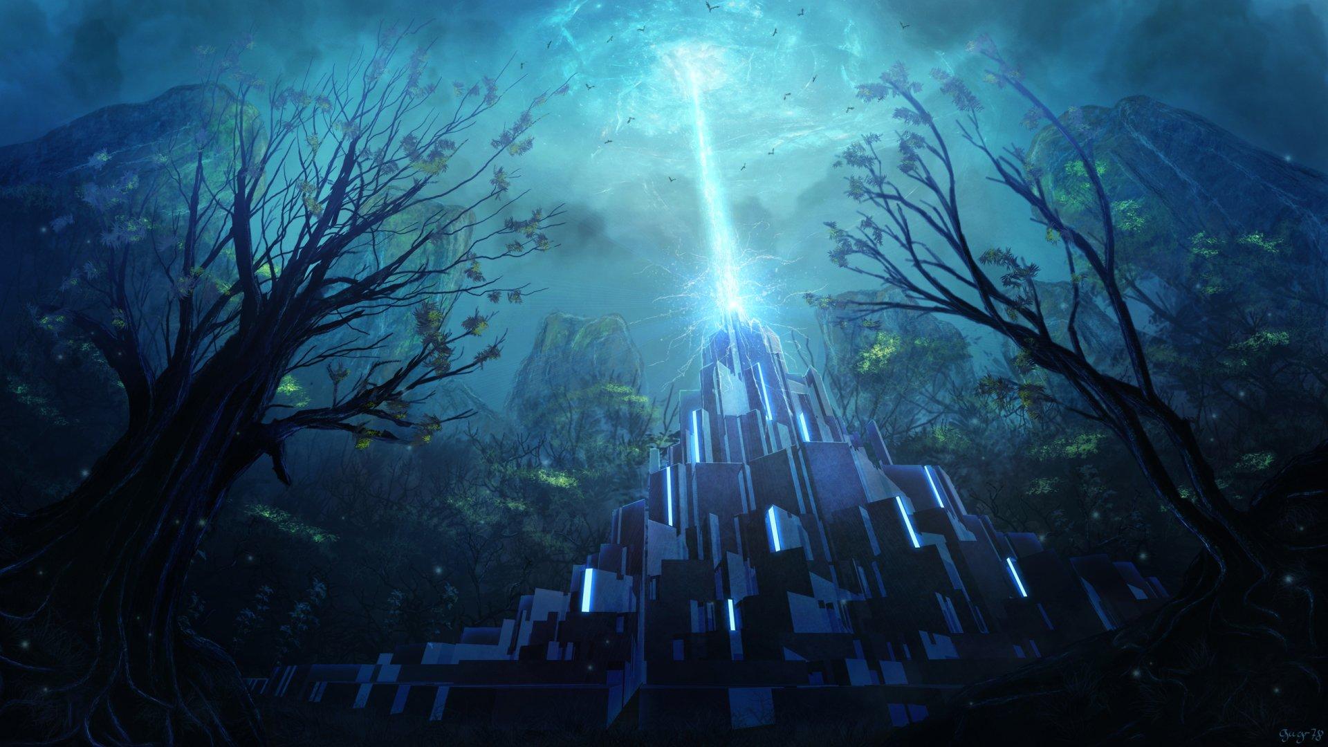 魔法 高清壁紙 | 桌面背景 | 2560x1440 | ID:677211 - Wallpaper Abyss