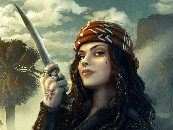 Fantasy Warrior Woman Wallpaper And Background
