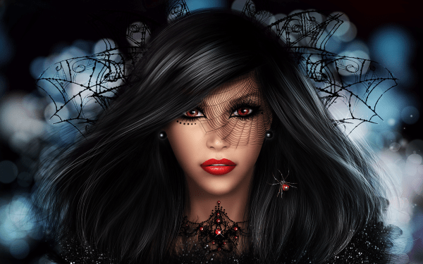Gothic Girl Wallpaper And Background 1600x1000