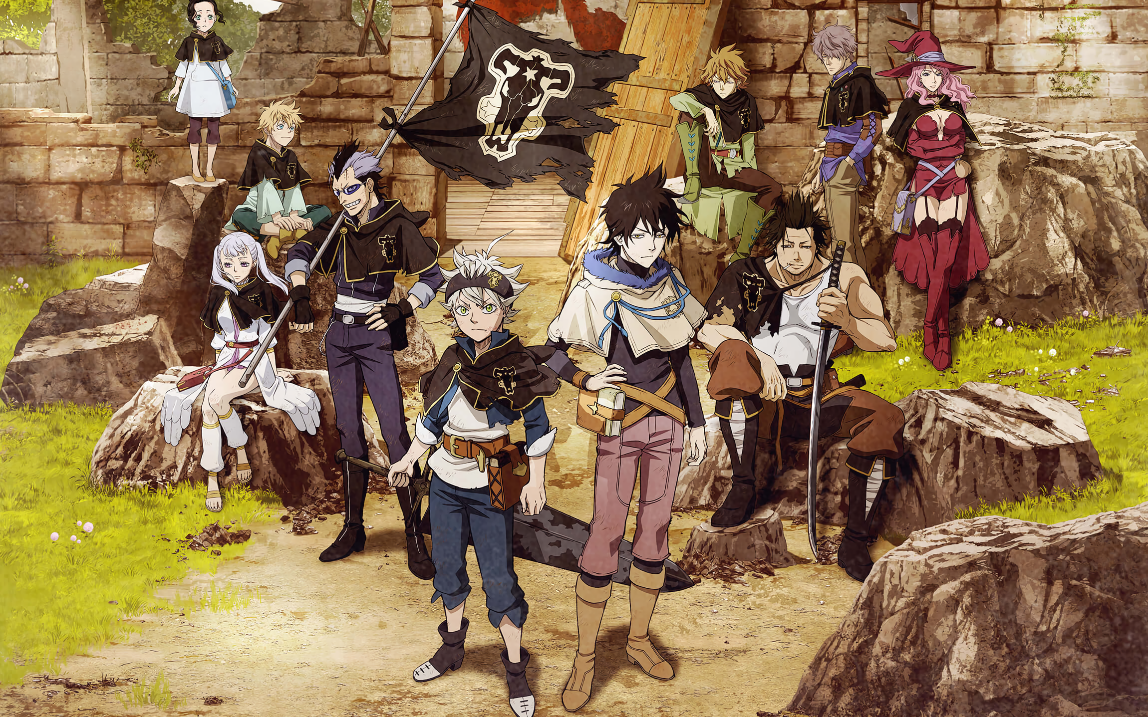 Download black clover anime hd wallpapers & backgrounds for desktop pc, mac, laptop, iphone, android, mobile phones, tablets. Black Clover HD Wallpaper 4K for PC - Anime Wallpapers HD ...