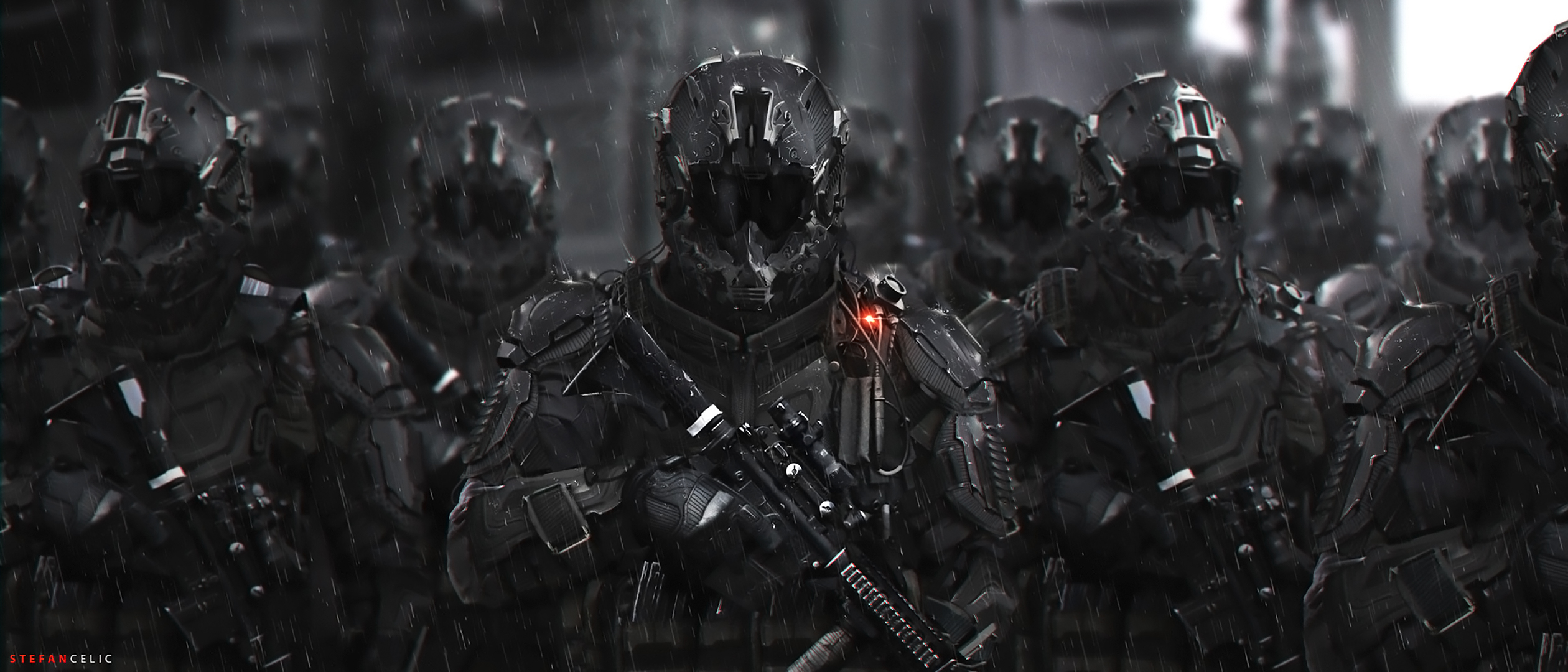 Killzone Shadow Fall Mobile Wallpaper Sci Fi Hd Wallpaper Background Image 2520x1080 Id