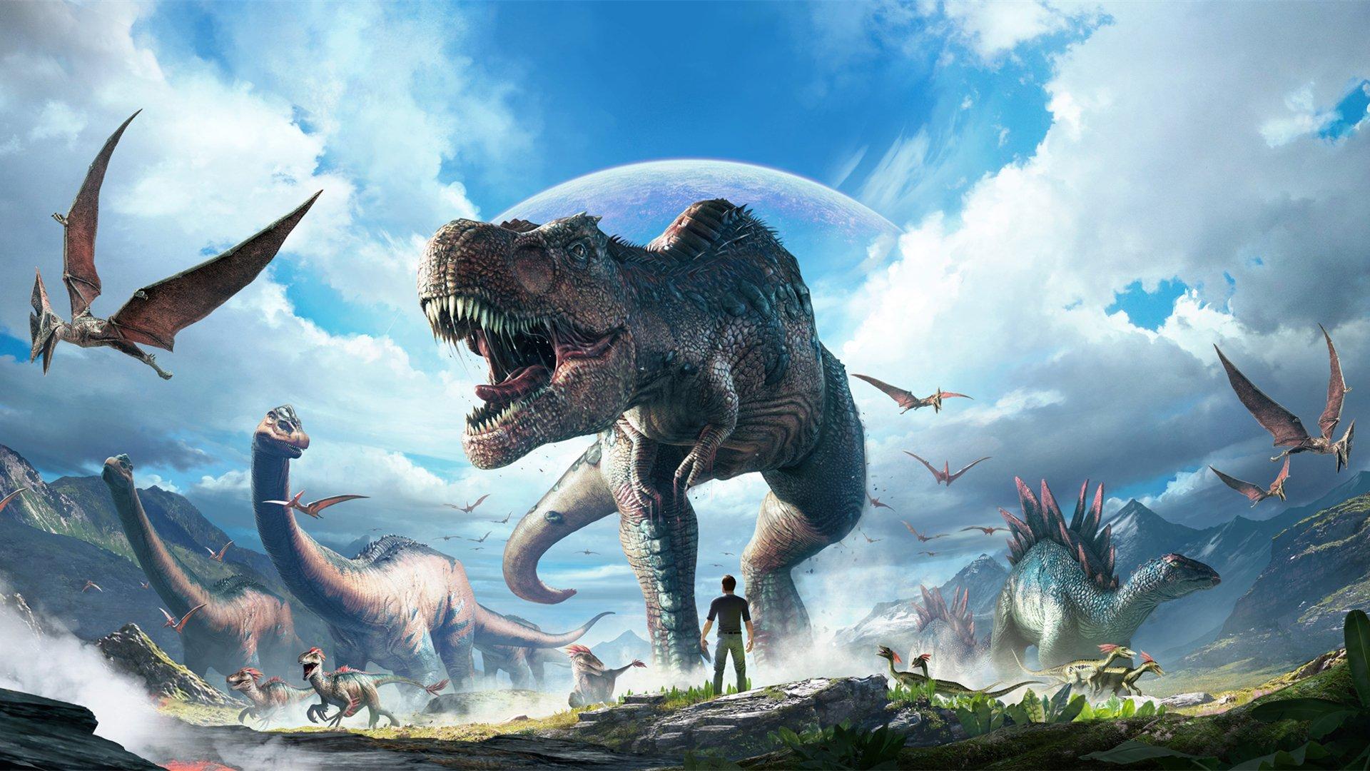 ark survival evolved hd