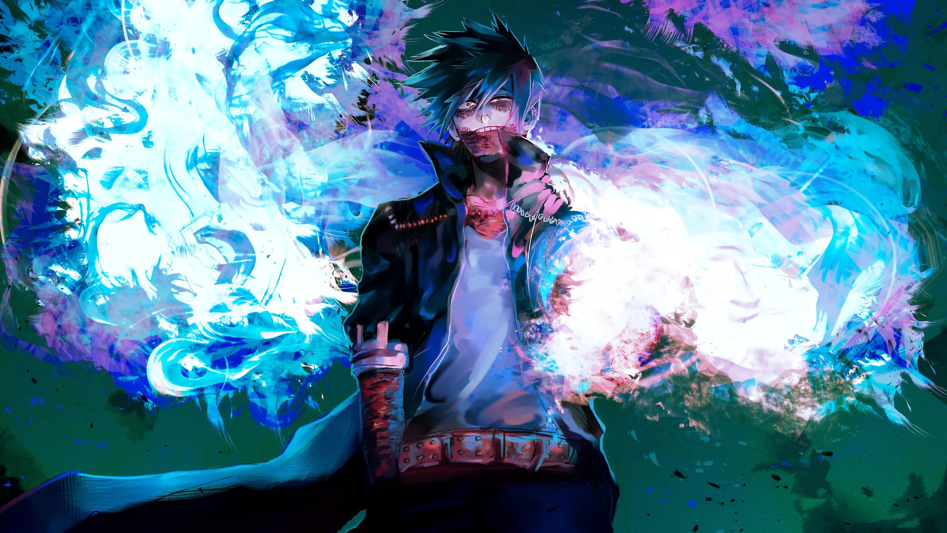 A lovingly curated selection of 92 free hd dabi (boku no hero academia) wallpapers and background images. Dabi (Boku No Hero Academia) HD Wallpaper | Background ...