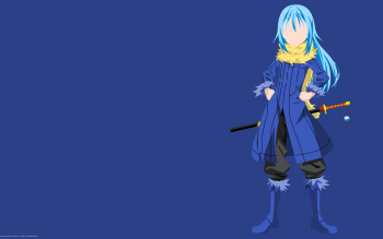 Anime · veldora tempest · slime · shizue izawa · overlord (anime) · orc lord · milim nava. 180 That Time I Got Reincarnated As A Slime Hd Wallpapers Background Images