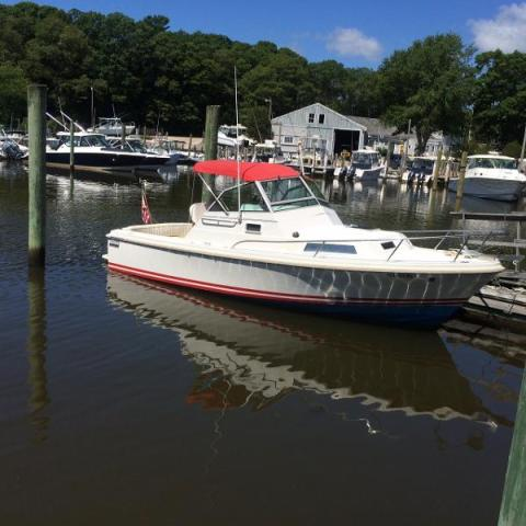 Cabin Cruiser New And Used Boats For Sale In Massachusetts