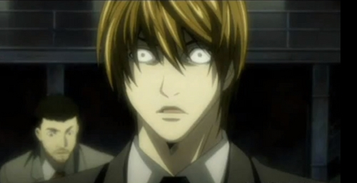 Post a freaked out or scared anime character.   Anime Answers   Fanpop