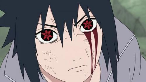 Sasuke Sharingan Eye Seidoreiaeru