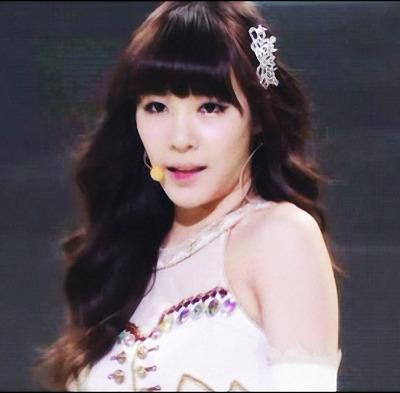 Which Tiffany's Hairstyle You Think The Most Fit On Her?? Girls