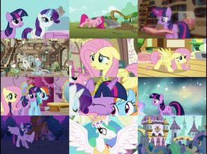 Twilight Becomes An Alicorn Magical Mystery Cure Mlp Fim Hd Dubai Khalifa