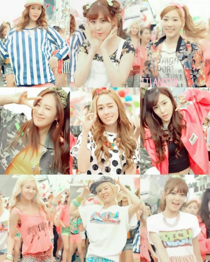 Girls' Generation Membres : girls', generation, membres, Prettiest, Members, Girls, Generation/SNSD, Fanpop