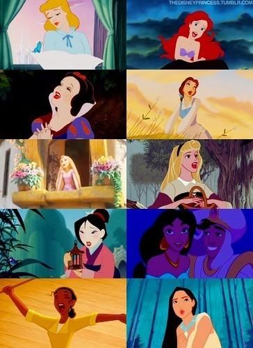 Disney Princess Voices: Worst to Best - Disney Princess - Fanpop