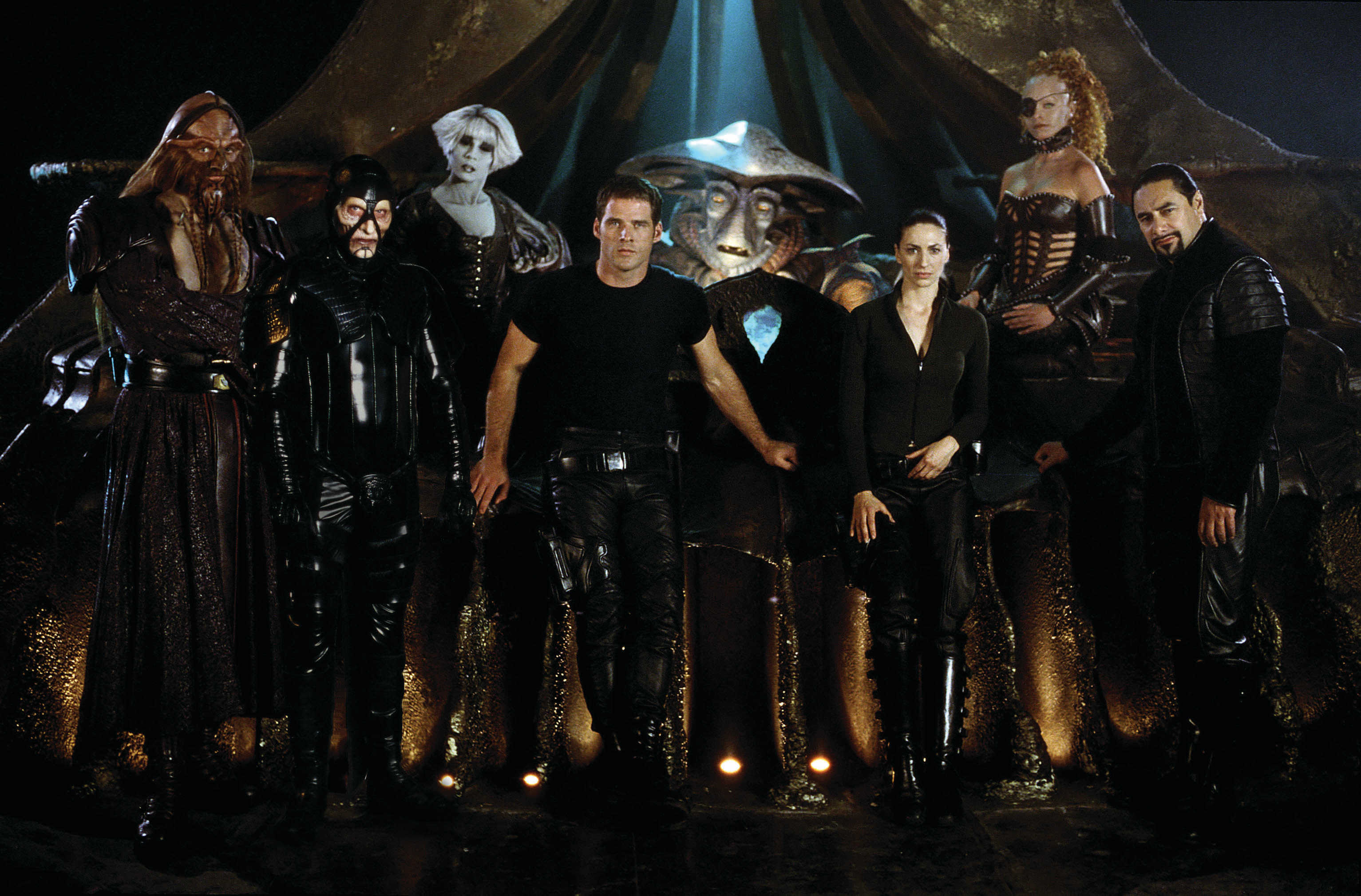 Farscape Where Are They Now