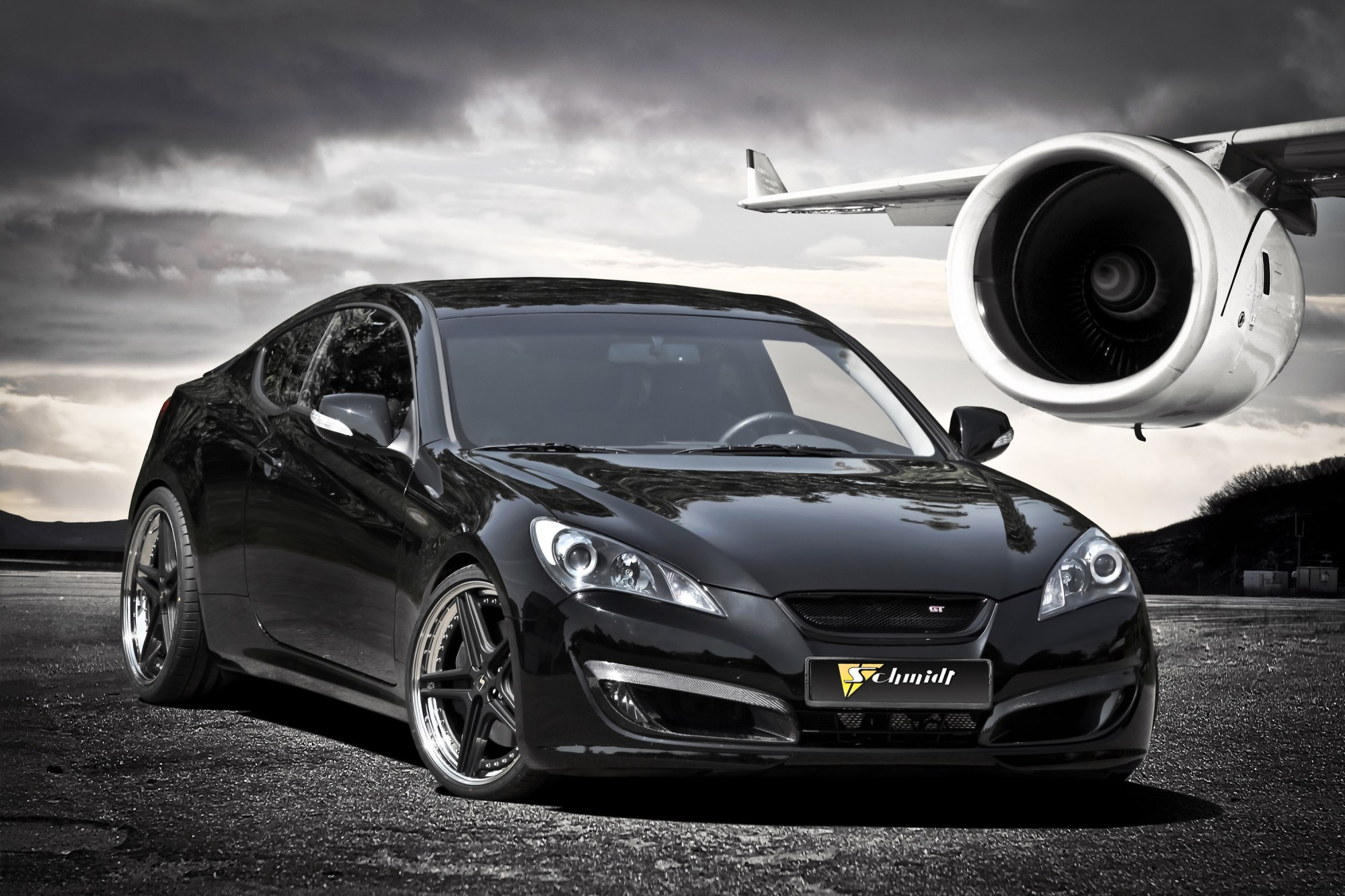 hight resolution of hyundai genesis coupe project panther tuning