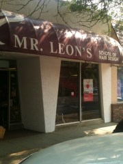 leon's school of hair design