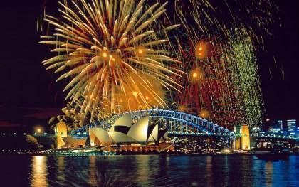 Nieuwjaar Sydney