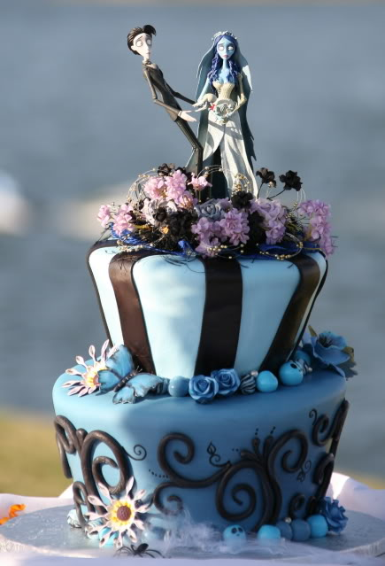Wedding Cakes images Corpse Bride Wedding Cake wallpaper and background photos 32370319