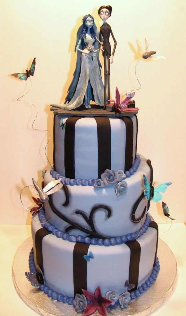 Cute Cake Hd Wallpaper Wedding Cakes Images Corpse Bride Wedding Cake Hd